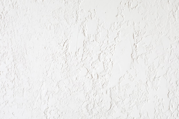 Smooth surface covered with textured plaster. suitable for painting