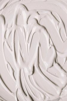 광택있는 페인트의 매끄러운 표면