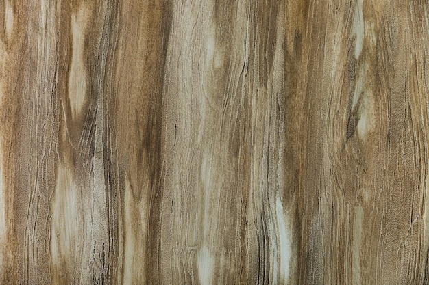 Smooth wooden surface