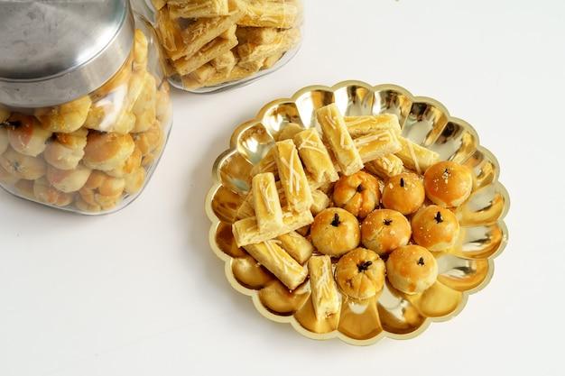 Snack for eid mubarak tradition