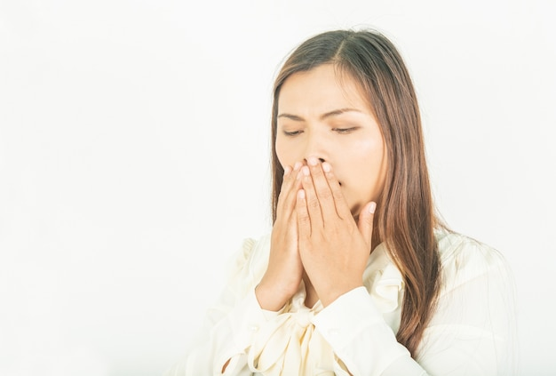 Sneezing and allergic reactions