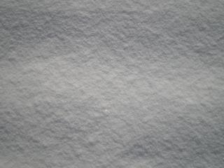 Snow, ice