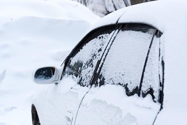 Снежная машина