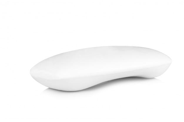 Мыльный пузырь на белом