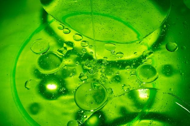 石鹸の滴、汚れ、油、泡
