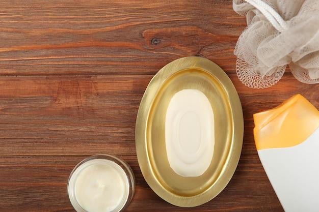 손 씻기 위생 및 손 청결을 위한 비누