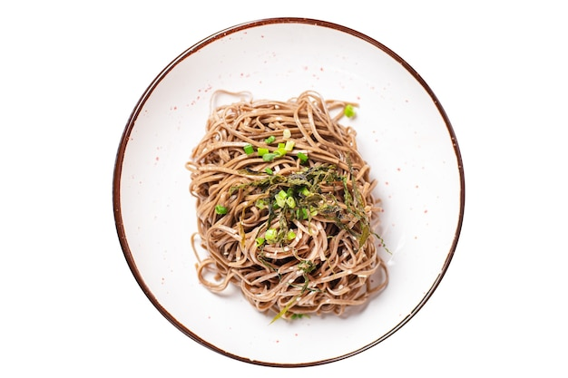 そばそば新鮮な部分食事おやつテーブルコピースペース食品背景素朴