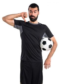 Профессиональный футбольный обман профессионального шара