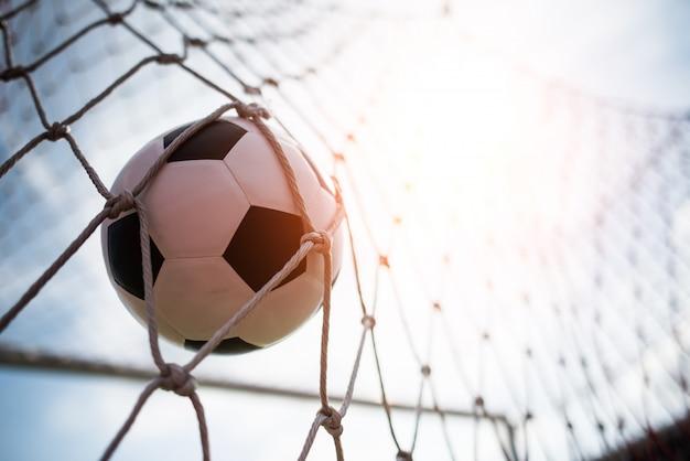 목표 성공 개념으로 축구