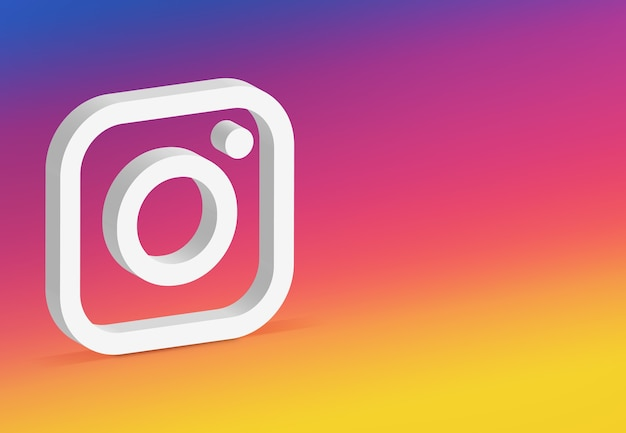 Простой дизайн логотипа социальных сетей