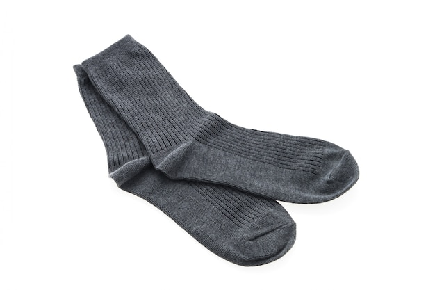 Socks isolated