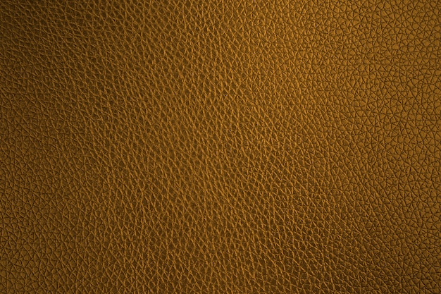 Sofa of gold leather pattern texture abstract background,