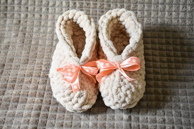 Мягкая красивая женская обувь ручной работы