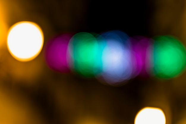 Soft blurred bokeh background