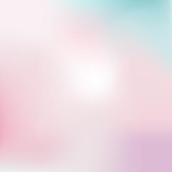 Мягкая облачность - градиентная пастель, абстрактный размытый фон в сладком цвете.