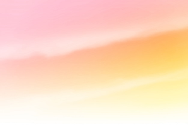 Soft cloudy is gradient pastel abstract sky background in sweet color.