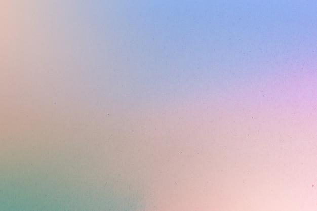 Soft cloudy is gradient pastel