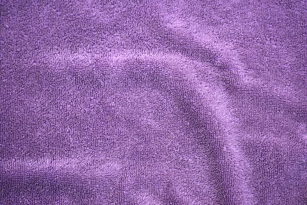 Soft fur cloth material texture
