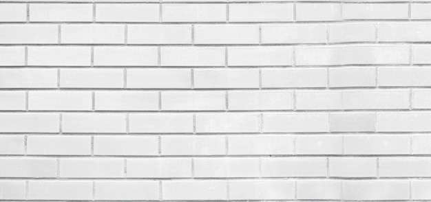 Soft light brick wall, clean smooth blank surface, long picture as background