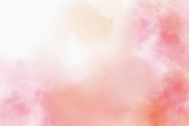 ソフトピンクの水彩抽象的な背景