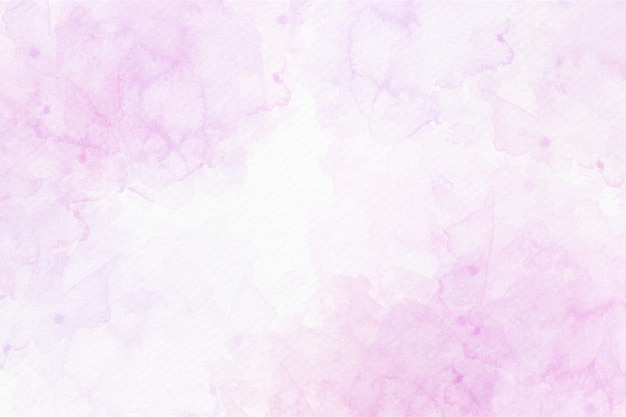 ソフトパープル水彩抽象的な背景