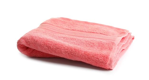 Мягкое махровое полотенце