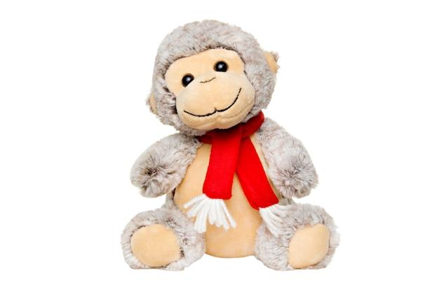 Мягкая игрушка обезьяна изолят