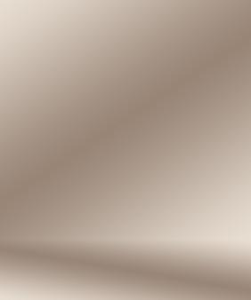 Uno sfondo sfumato sfumato vintage morbido con un colore pastello ben utilizzato come sala studio, presentazione del prodotto e banner. Foto Gratuite