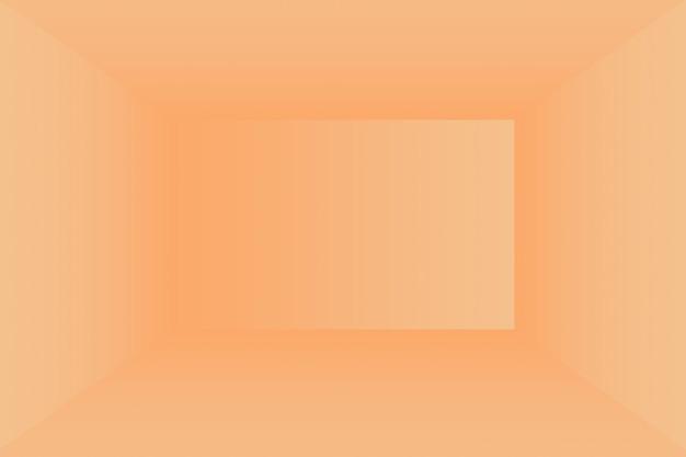 Uno sfondo sfumato sfumato vintage morbido con un colore pastello ben utilizzato come sala studio, presentazione del prodotto e banner