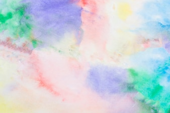 Soft watercolor texture backdrop