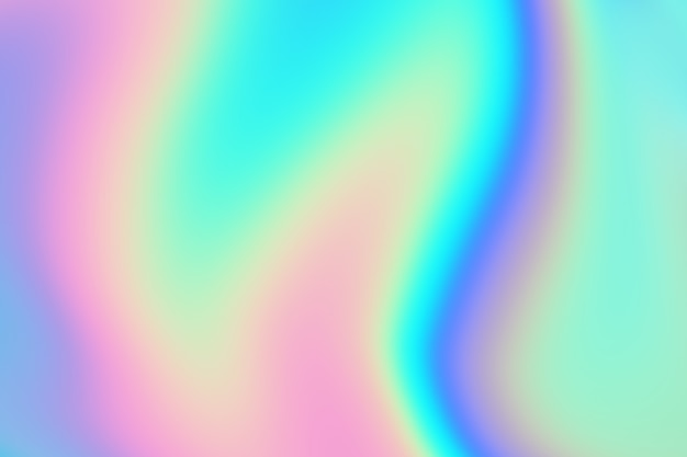 무지개 빛깔의 현대 추상 배경으로 부드러운