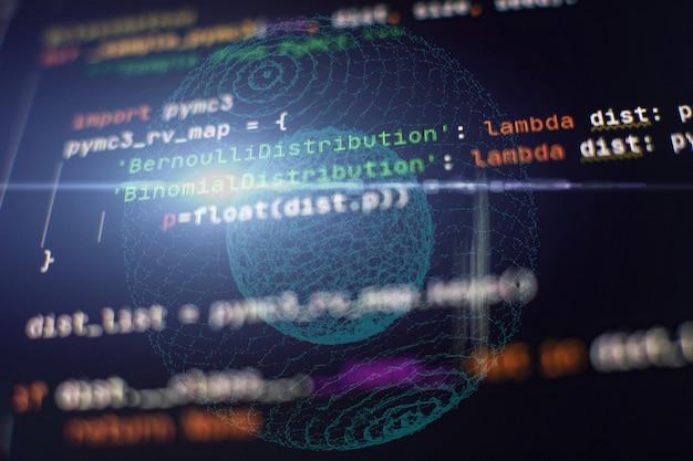 Разработка программного обеспечения. предотвращение взлома интернет-безопасности. seo оптимизация. современные технологии.