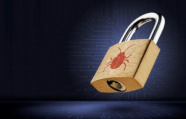 소프트웨어 보안 개념입니다. 프로그램의 오류. 프로그램의 버그. 백도어, 루트킷의 존재.