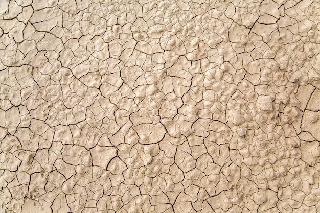 Soil cracks