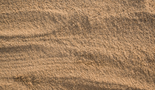 Soil sand texture or background