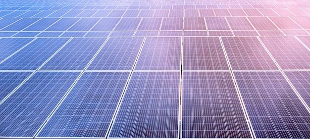 Solar cell panels new alternative electric energy