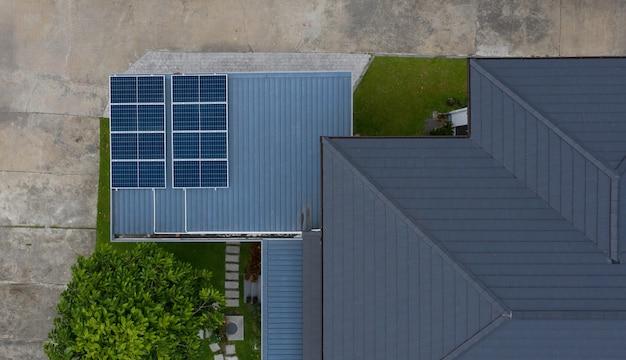 지붕의 태양 전지, 전력 절약