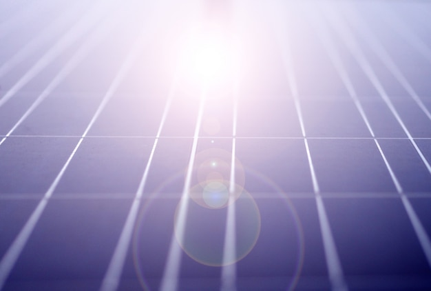 Solar energy panels eco power industrial for renewable energy