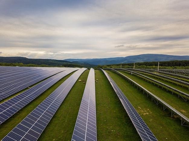 태양 전지 패널 대체 에너지 태양 광