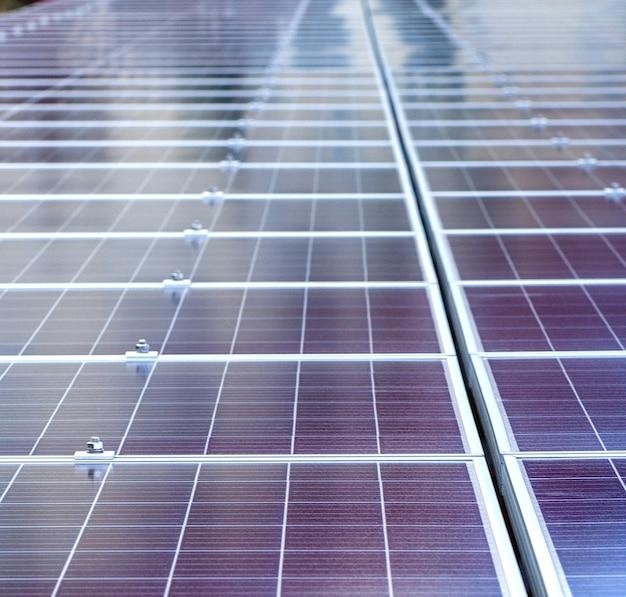 Фон солнечных батарей. фотоэлектрические возобновляемые источники энергии.