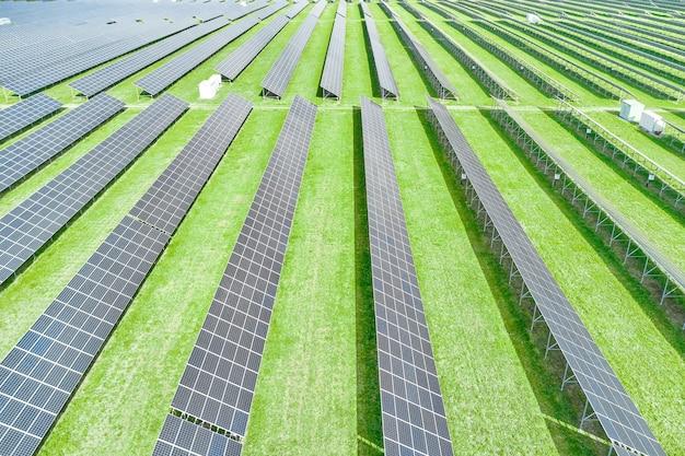 Солнечные панели для производства зелени