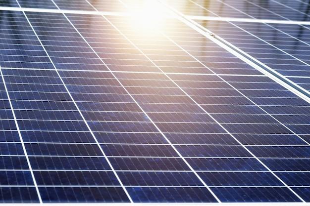 전기가 닿지 않는 오지용 태양광 패널