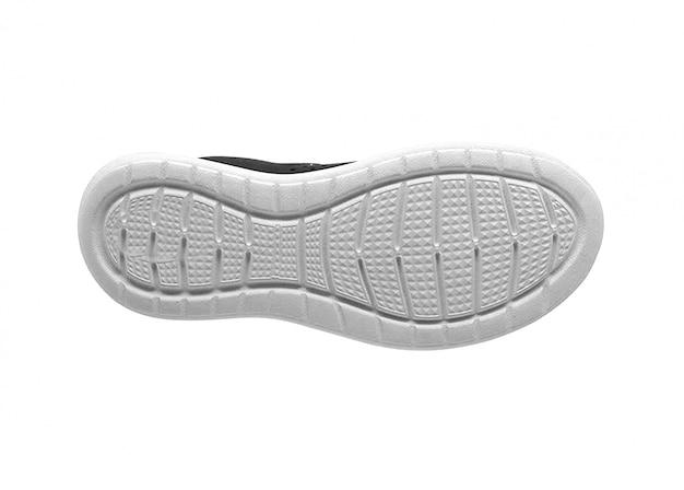 Подошва обуви изолирована