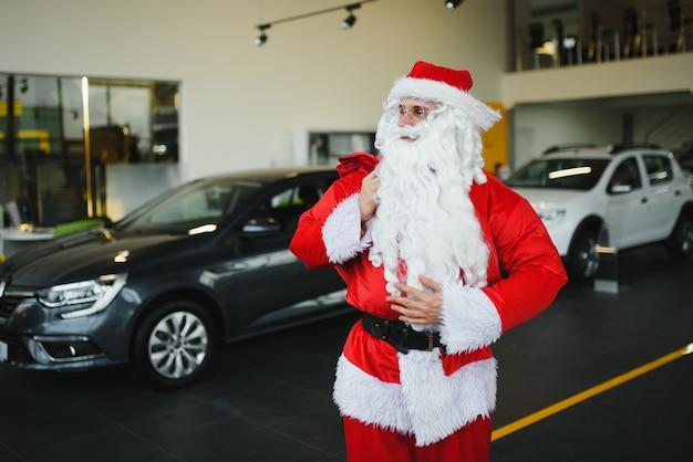 Соната клаус дарит новую машину