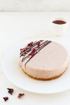Суфле-торт