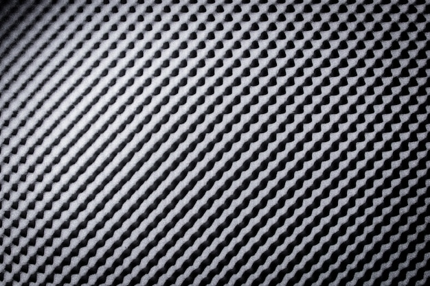 Sound proof acoustic black gray foam absorbing, background