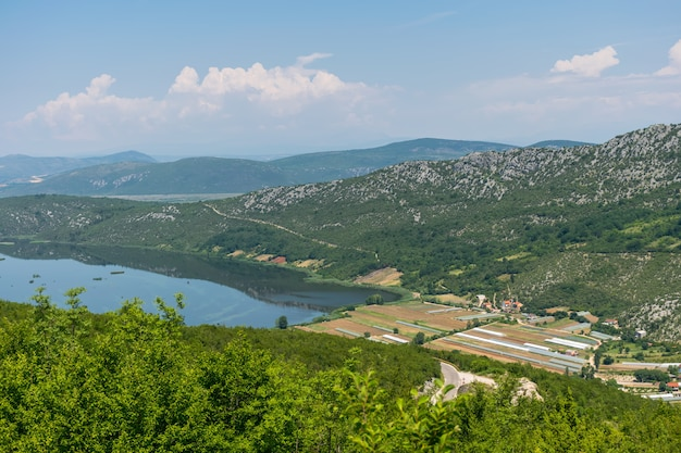 In the south of bosnia and herzegovina is located the picturesque hutovo nature park.
