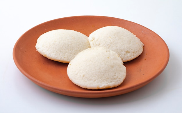South indian popular breakfast idli