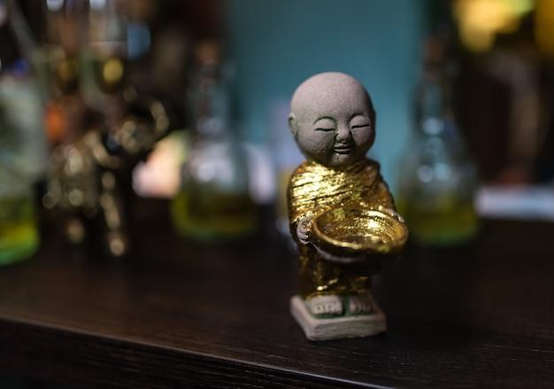 타이 마사지 살롱에서 기념품