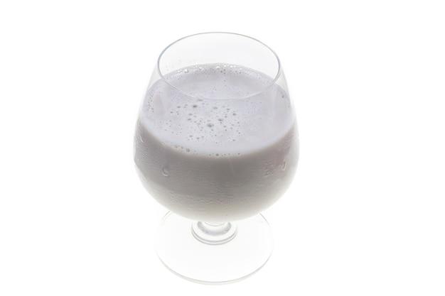 Соевое молоко, черные семена кунжута